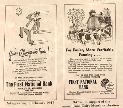 First National Bank History - 20 - 1946