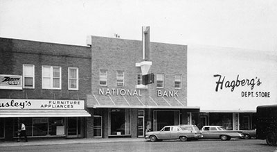 First National Bank History - 27 - 1965