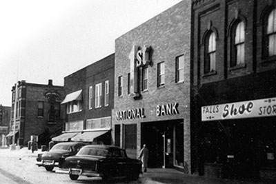 First National Bank History - 16 - 1940