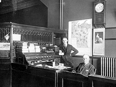 First National Bank History - 8 - 1927