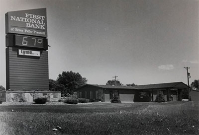 First National Bank History - 34 - 1993