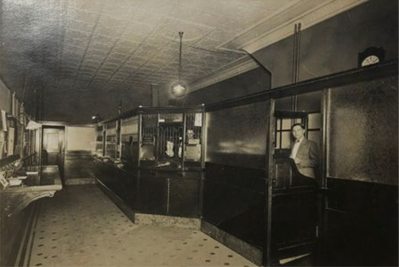 First National Bank History - 7 - 1924