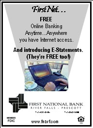 First National Bank History - 39 - 2000