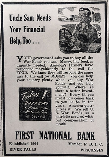 First National Bank History - 17 - 1942